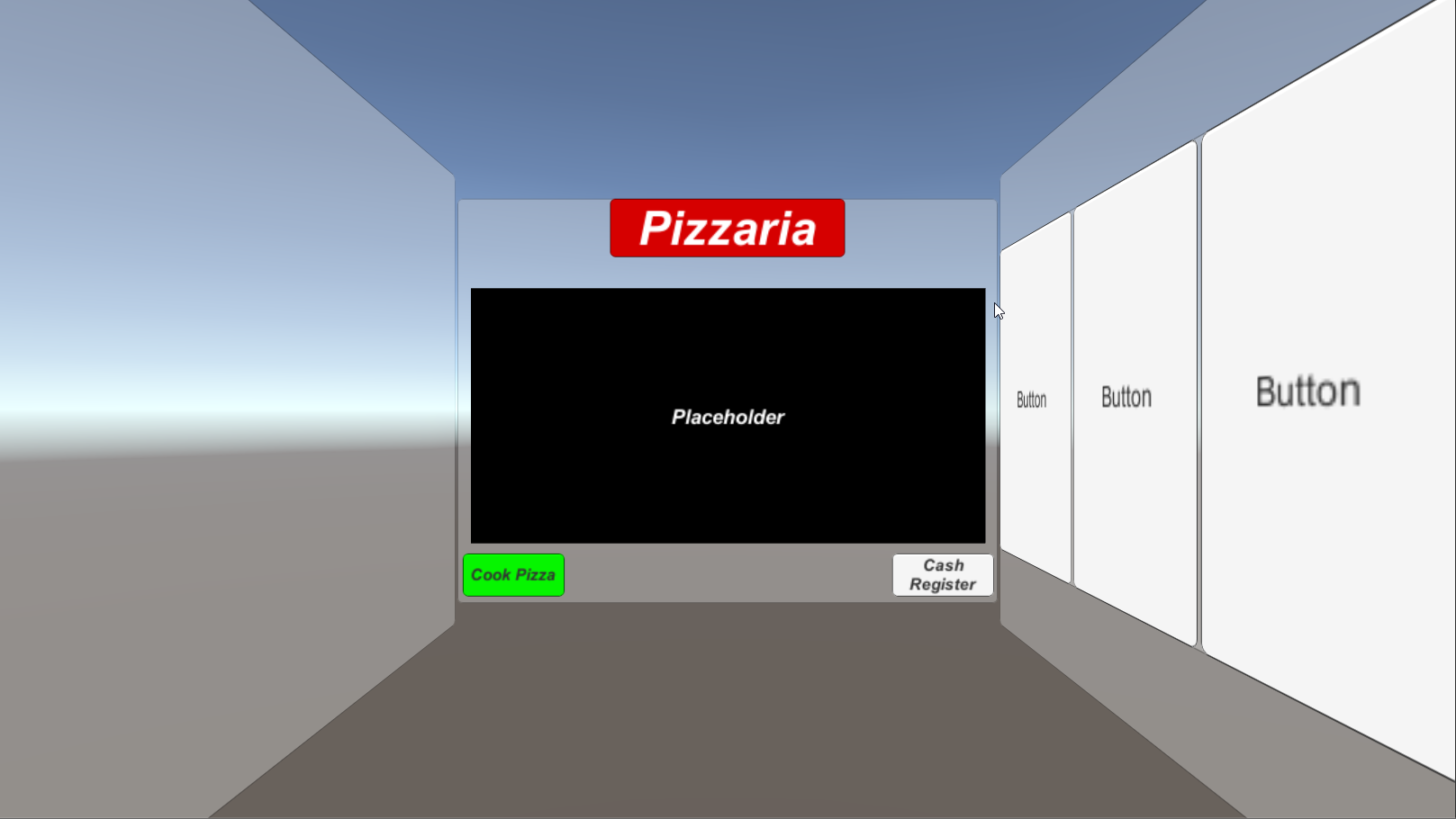Using Unity's Scriptable Object System: Pizzaria Project – Part 1
