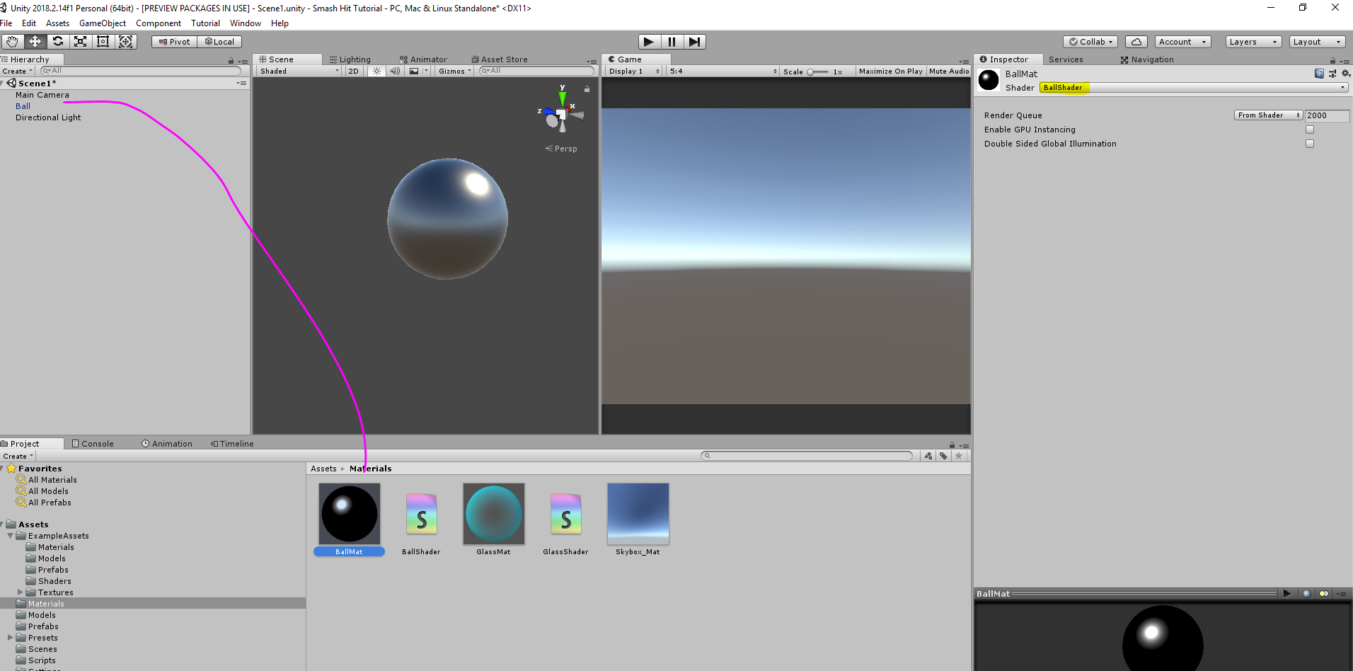 Creating a 3D Smash Game in Unity – Part 2 – Zenva