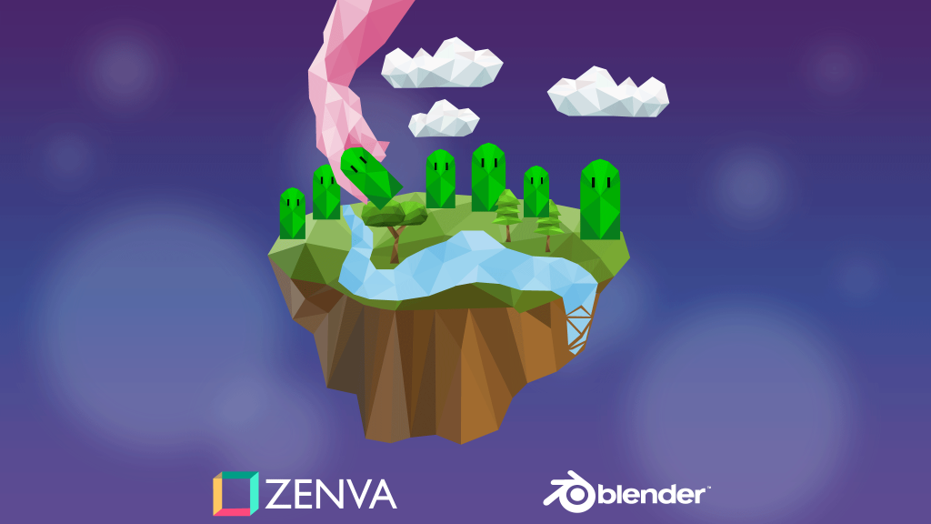 Web Class: Discover Blender for Low-Poly 3D Assets