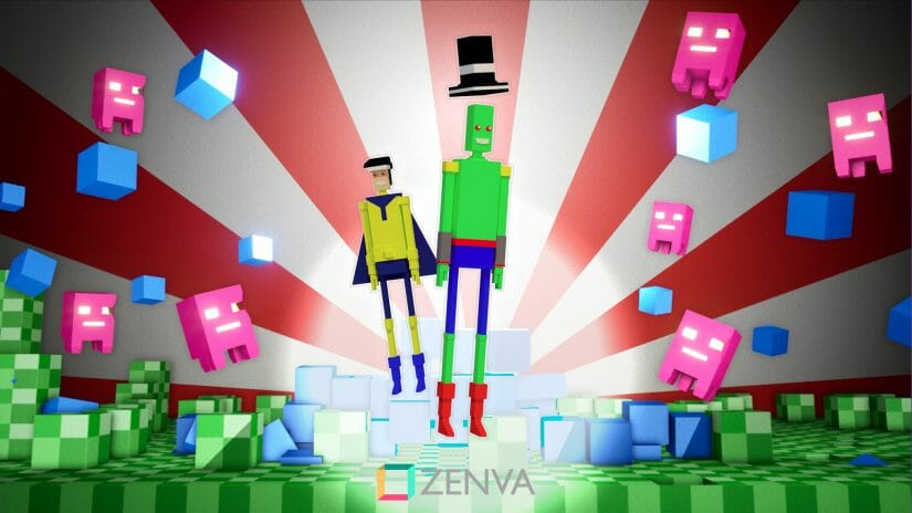 Web Class: Developing Multiplayer Games with Unity – Zenva
