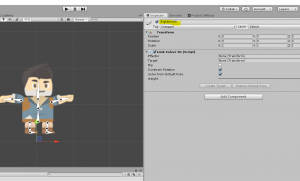 Limb Solver 2D Component in Unity