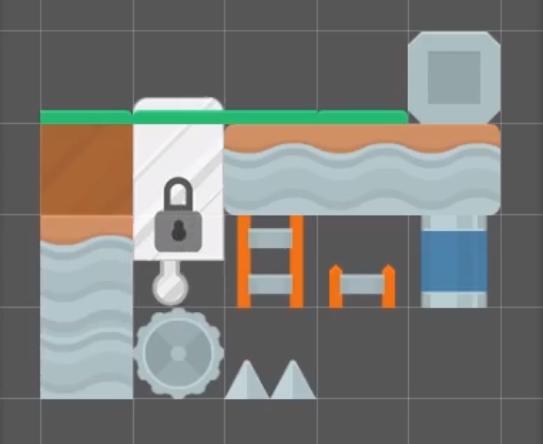 Sprites added to Unity Tile Palette