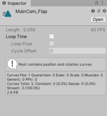 Game feel tutorial - Loop Time