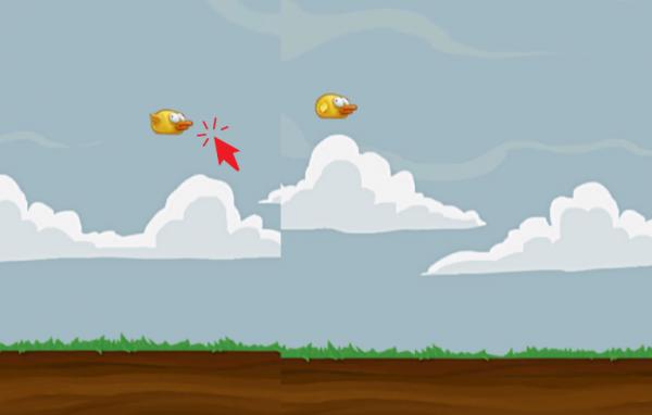 Game feel Unity tutorial - Bird flaps