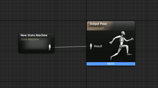 Output Pose node added for Enemy
