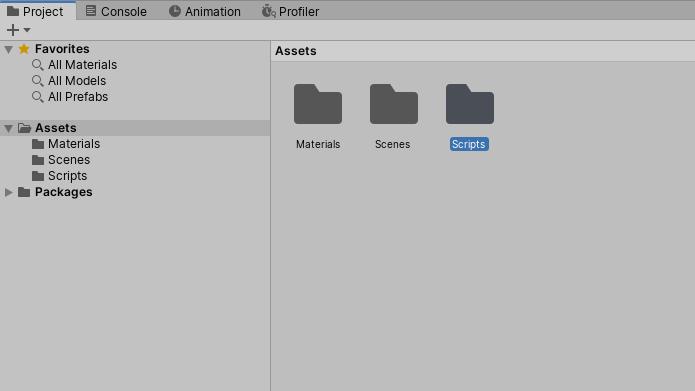 """New """"Scripts"""" folder"""