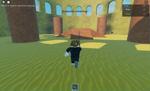 Creating a ROBLOX Arena Combat Game