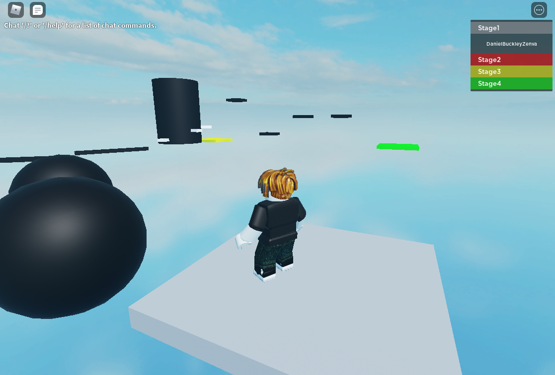 Roblox Game Making: Create Your First Obstacle Course